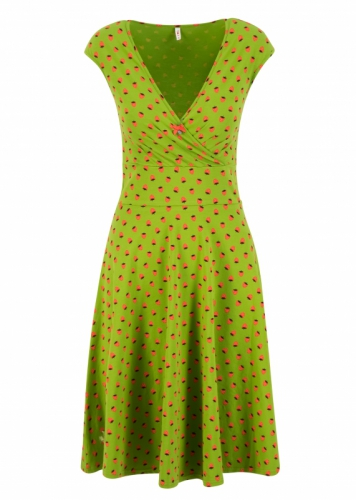 Blutgeschwister Ohlala Tralala Robe Strawberry Source
