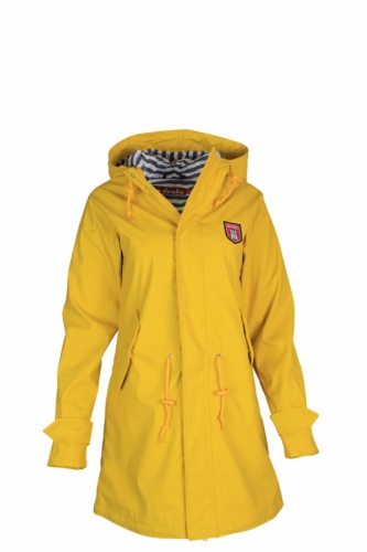 Derbe Regenjas Yellow