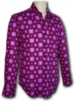 Flabbergasted Square Purple