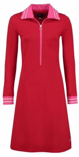 Tante Betsy Dress Sports Red