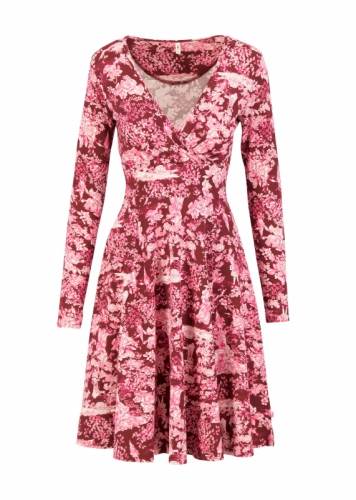 Blutgeschwister Autumn Saloon Robe Toile de Romantic