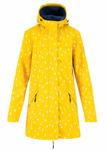 Blutgeschwister Wild Weather Long Anorak North Seadrops