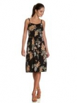 Vive Maria Honolulu Beach Dress Black Allover