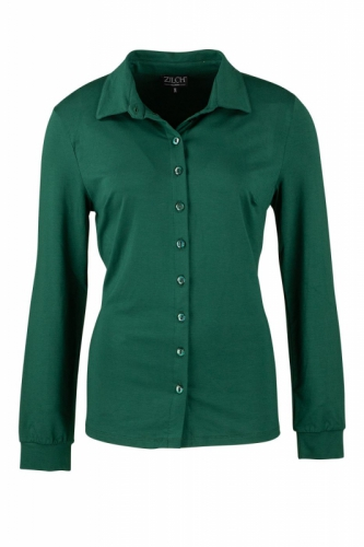 Zilch Blouse Forest