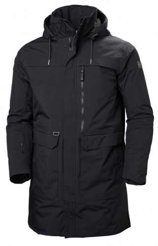Helly Hansen Waterville Coat Black