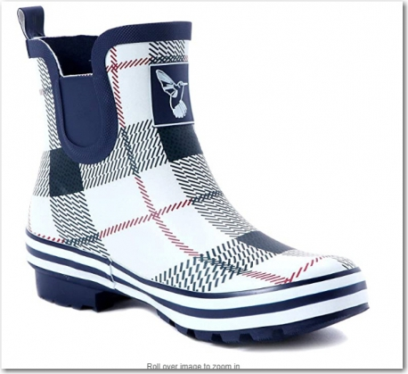 Saint George Meadow Ankle Rain Boots