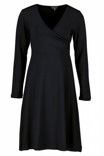 Zilch Dress Cross Black