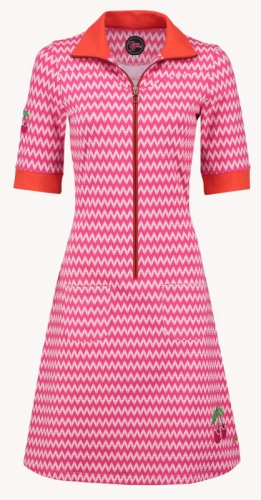 Tante Betsy Dress Sporty Loco Pink