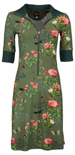 Tante Betsy Dress Sports Vintage Garden Army